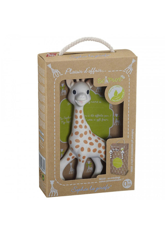 Sophie La Girafe - in So-Pure-Gift-Box Vulli