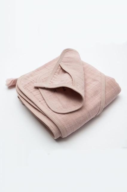 Washglove Pipo in faded-pink