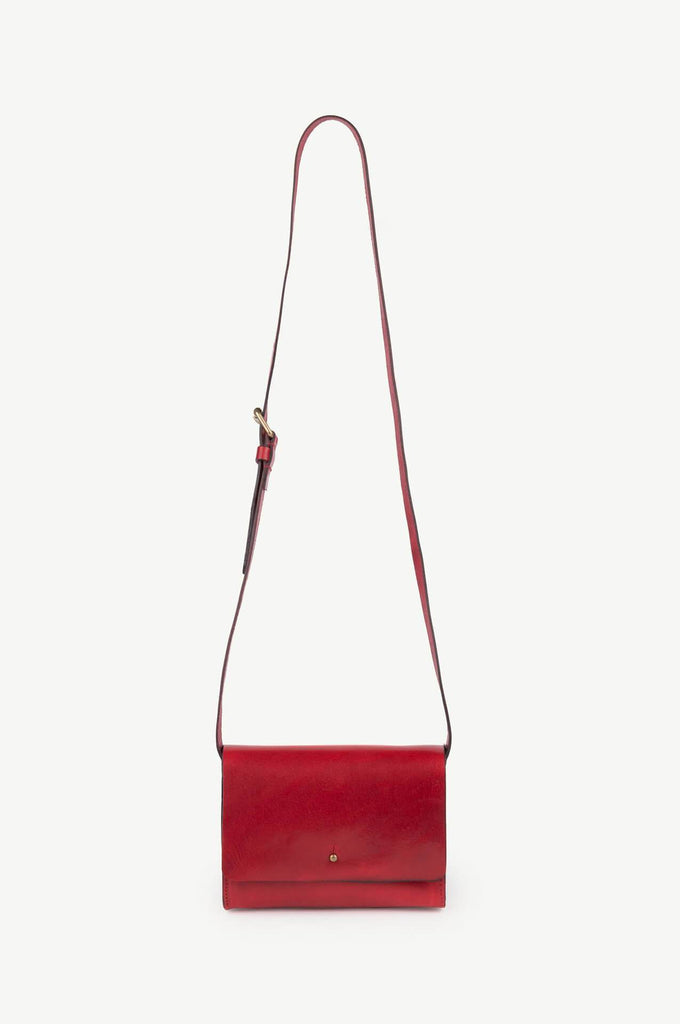 The Animals Observatory Bag Red Apple