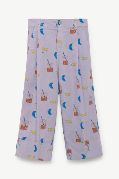 The Animals Observatory Elephant Kids Pants Lavand Glasses