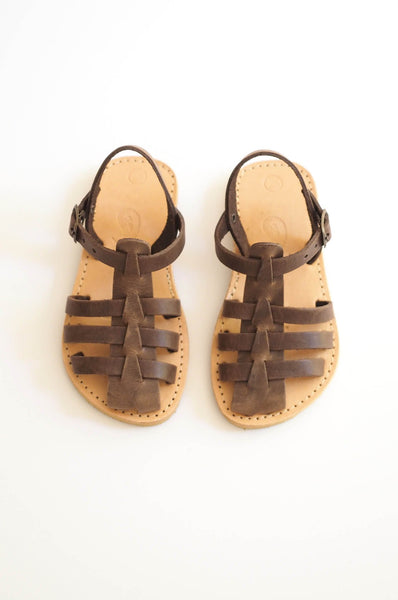Theluto Mathis Sandals Brown