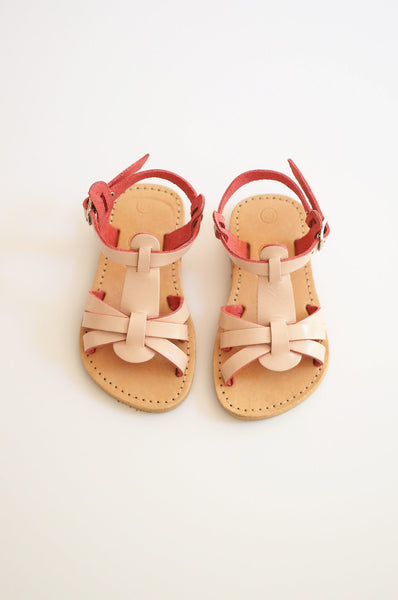 Theluto Julie Sandals Nude