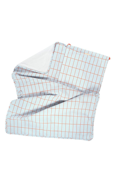 tinycottons  grid towel-bag