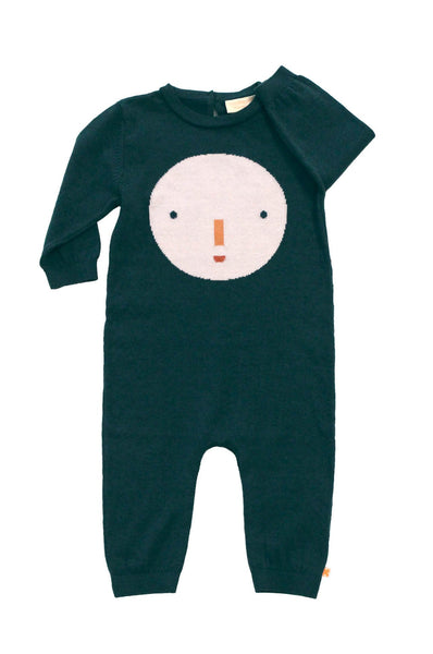 tinycottons big face knitted onepiece