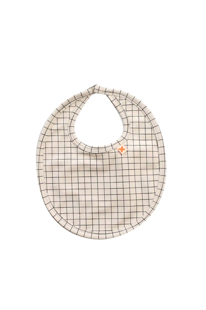 tinycottons  medium grid bib
