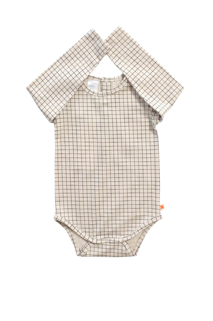 tinycottons medium grid longsleeve body