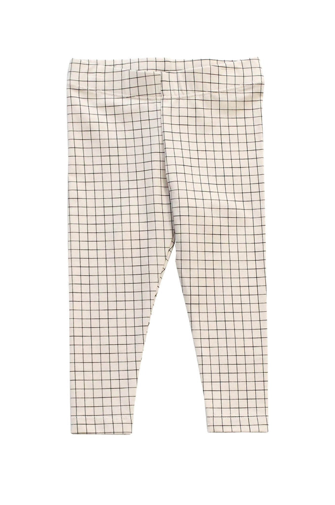 tinycottons  medium grid pant