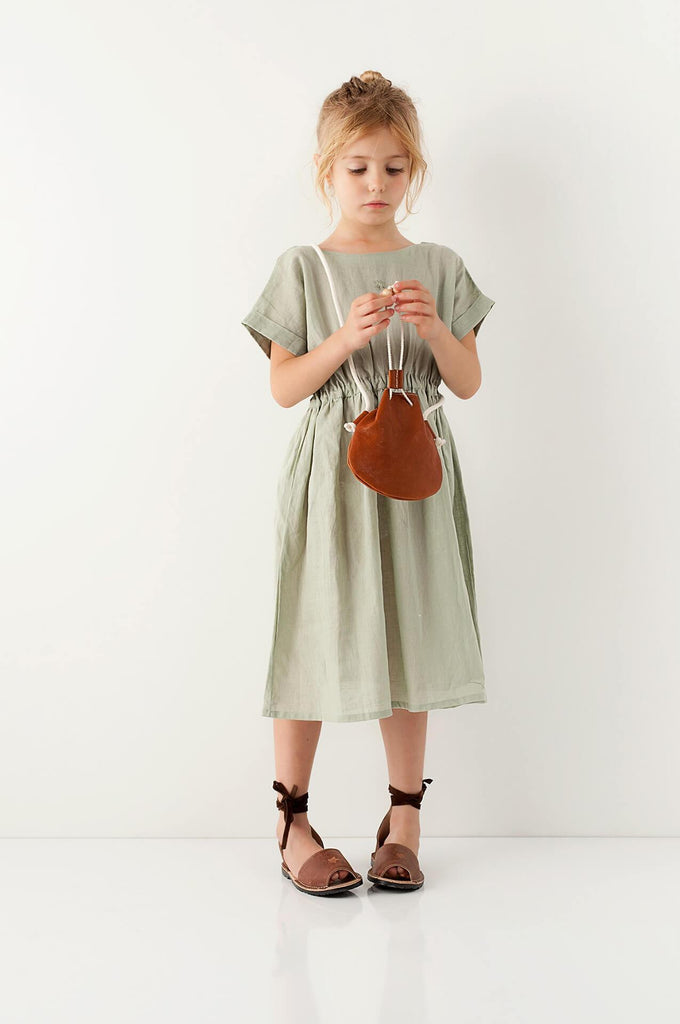 Tocoto Vintage Green Dress