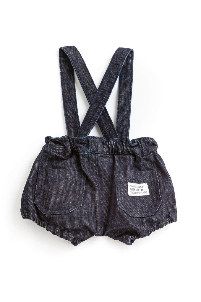 Denim Bloomer Tocoto Vintage