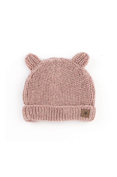 Knitted Bear Cap