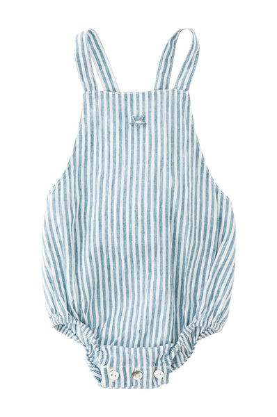 Tocoto Vintage  Striped Body blue
