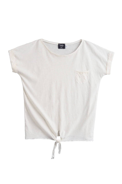 Tocoto Vintage White S/S T-Shirt
