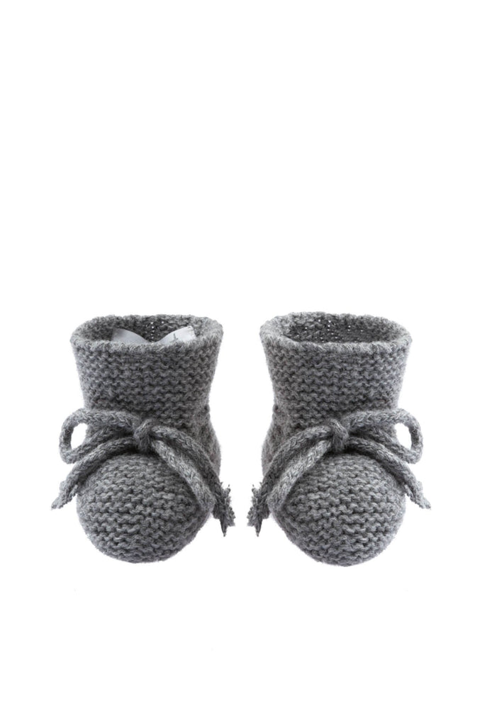 Tocoto Vintage  Knitted Baby Shoes