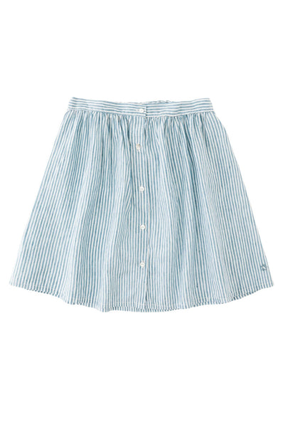 Tocoto Vintage  Striped Skirt
