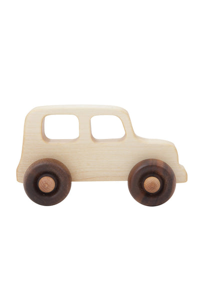 Off Road Vehicle Wooden Story