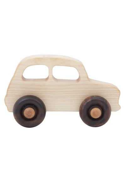 Little French Car Wooden Story