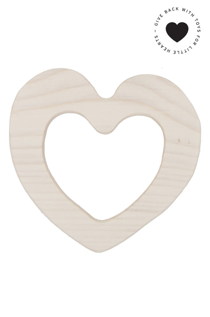 Teether Love Wooden Story
