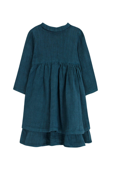 Yellowpelota  Indigo Dress