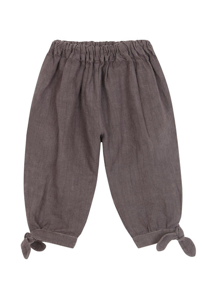 Yellowpelota Ballon Trousers Coffee