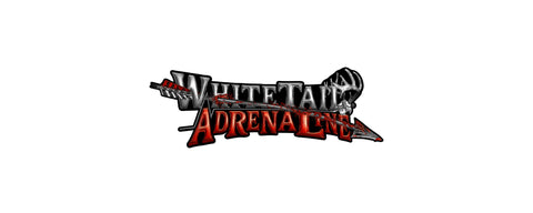 "14"" Whitetail Adrenaline Arrow Decal"