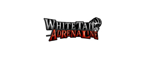 "14"" Whitetail Adrenaline Vinyl Decal 