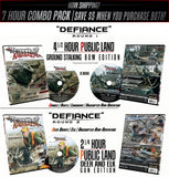 """Defiance"" Round 1 & 2 DVD Combo Pack"