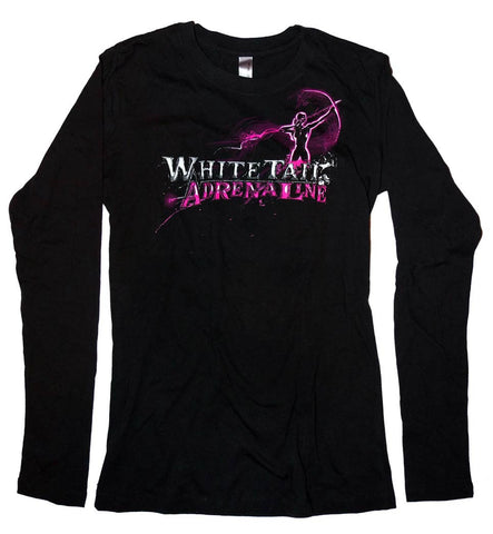 Ladies Black Longsleeve