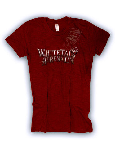Men's Deep Red Tee