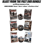 """Regroup"", ""Droppin' the Hammer"", & ""Calm Before the Storm"" DVD Bundle"