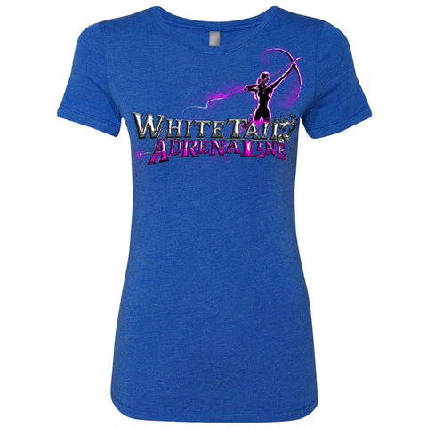 Ladies Blue Tee |  Archer