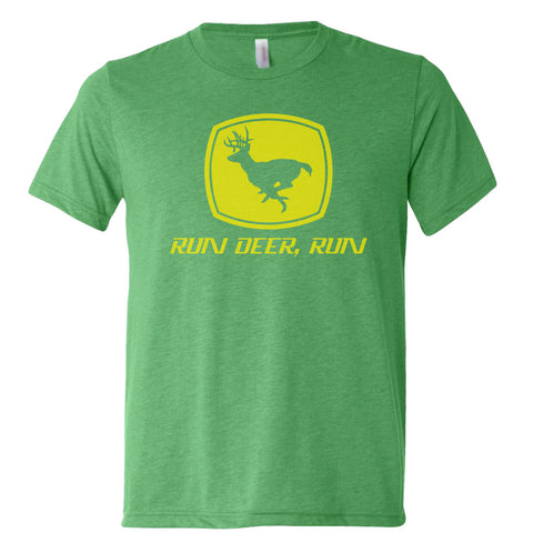 "Green | ""Run Deer, Run"""