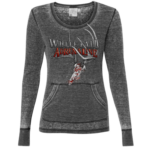 Ladies Dark Smoke Thermal | 200 Buck
