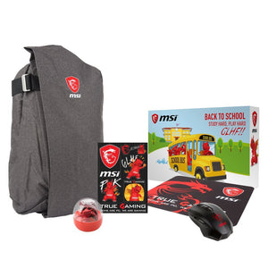 MSI GS Series Dragon Fever Bundle (957-1XXXXE-044)