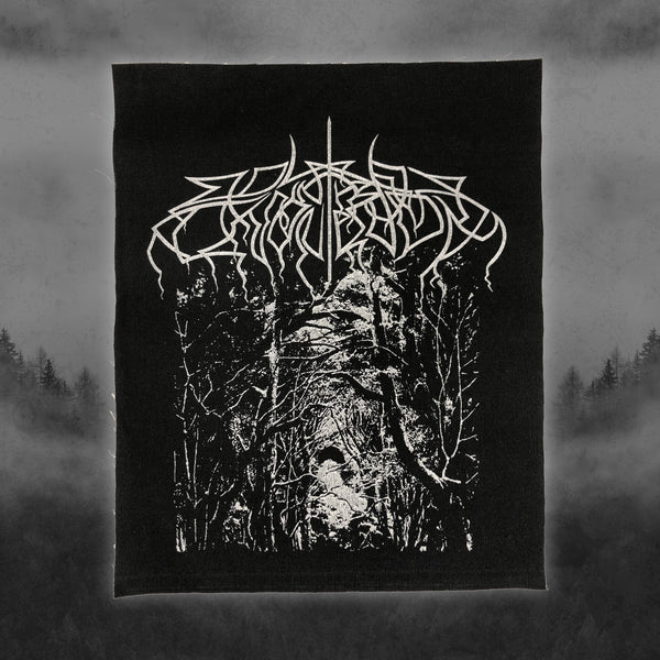 Silver Forest Back Patch