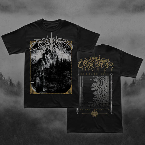 SAMHAIN 2018 TOUR SHIRT (Limited)