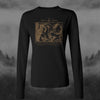 WOMENS THRICE WOVEN LONG SLEEVE SHIRT