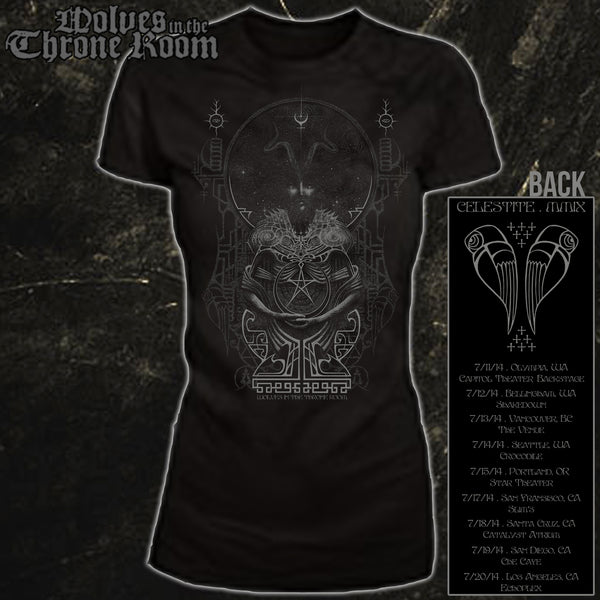 WOMENS CELESTITE TOUR SHIRT (Limited)