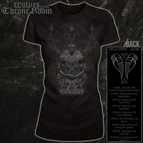 WOMENS CELESTITE TOUR SHIRT