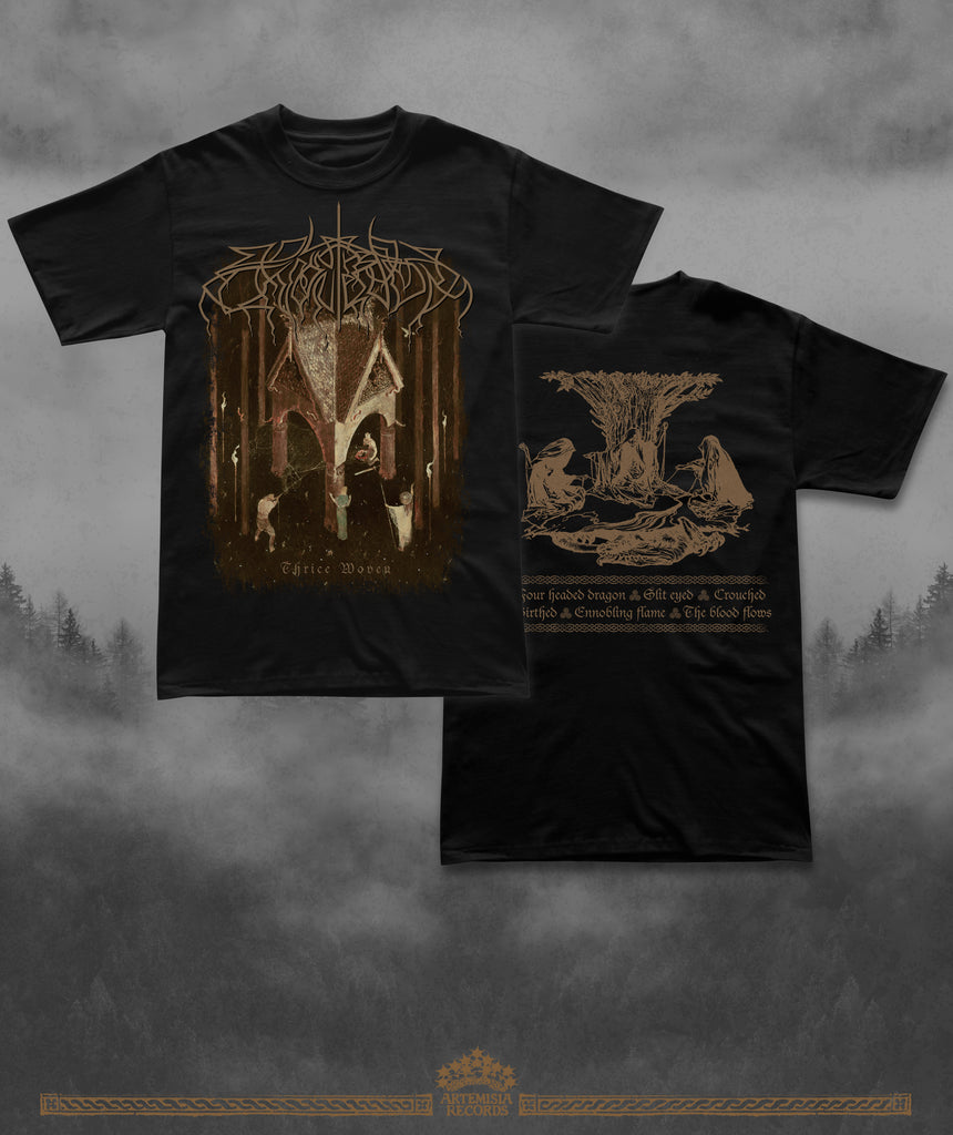 THRICE WOVEN SHIRT -  Full Color (limited)