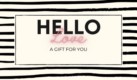 Aundrea Love Collection Gift Card - Aundrea Love Collection