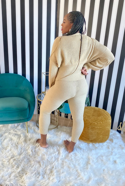 Sweater Lounge Set - Aundrea Love Collection