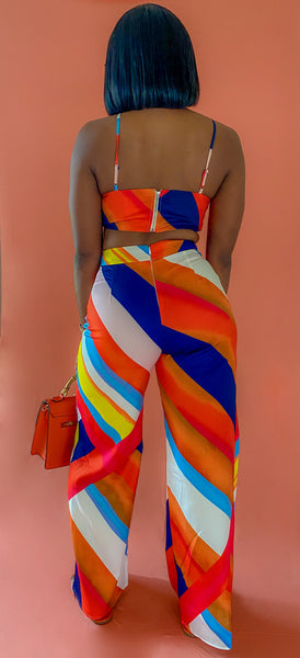 Cut-Out Jumpsuit - Aundrea Love Collection