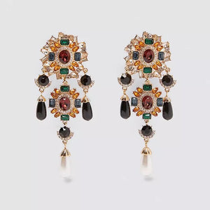 Cathedral Drop Earrings - Aundrea Love Boutique