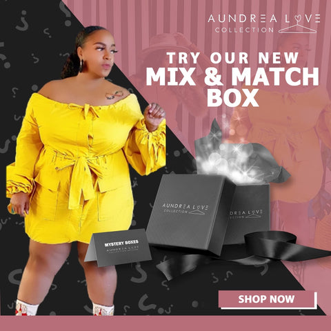 Mix & Match Box - Aundrea Love Collection