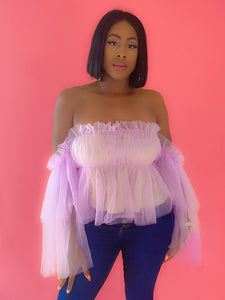 Lavender Daze Top - Aundrea Love Collection