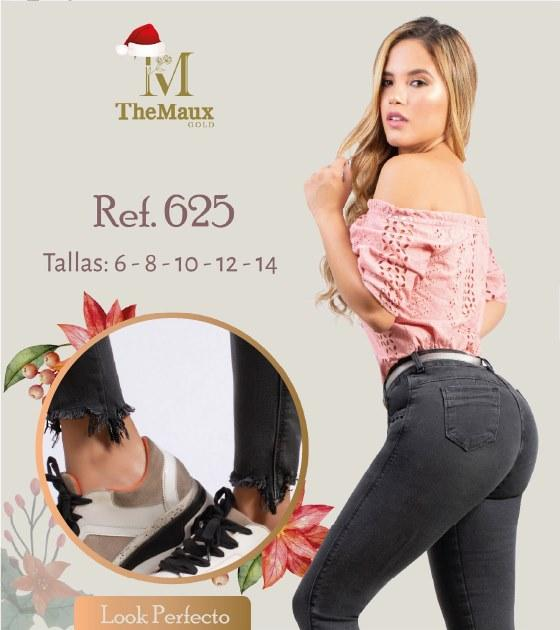 625 100% Authentic Colombian Push Up Jeans by Maux Jeans - JDColFashion