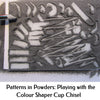 Colour Shaper Cup Chisel Firm (Grey) Size 6
