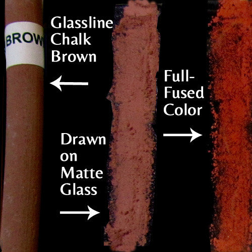 Glassline Chalk Brown
