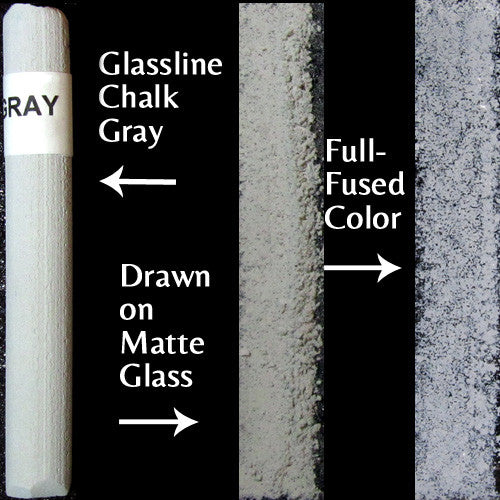 Glassline Chalk Gray