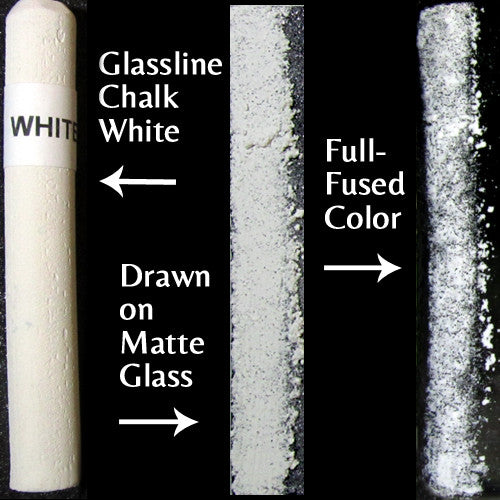 Glassline Chalk White